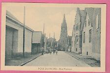 59 - POIX DU NORD - Rue Pasteur (Non écrite)