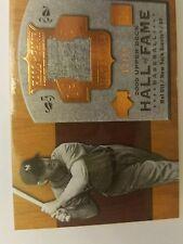 Mel Ott Upper Deck Hall of Fame Materials New York Giants Jersey Card 12/25