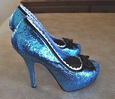 LEG AVENUE Glitter Stilettos