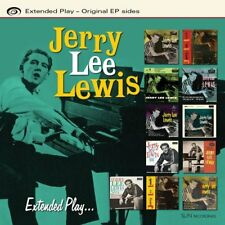Jerry Lee Lewis  Extended Play CD – Original EP Sides Great Balls of Fire