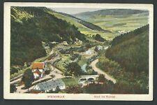 Alte  Ak Olsberg Steinhelle ca. 1930 Koloriert