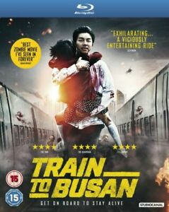 Train to Busan (2017) Brand New and Sealed Blu Ray