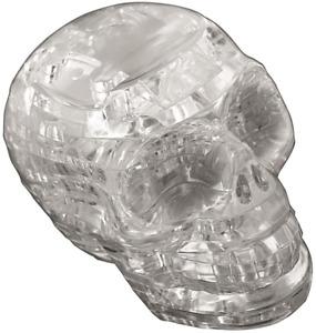 Original 3D Crystal Puzzle - Skull Clear