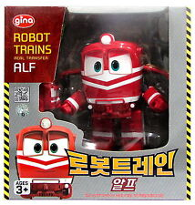 Robot Train ALF RT Transformer Train to Robot Toy Car/Korean TV Animation Figure