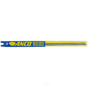 Windshield Wiper Blade Refill-Clear-flex Refill Front Anco 53-16
