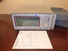 Rohde & Schwarz SMP02 10 MHz to 20 GHz Microwave Signal Generator - CALIBRATED!