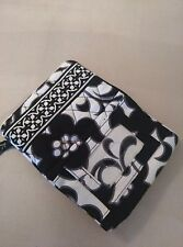 Vera Bradley 'One for the Money' Wallet in Night and Day