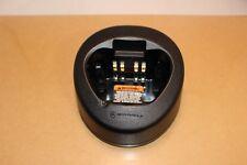 Motorola Ntn8831a Tri Chem Impres Rapid Radio Charger Xts5000 Xts2500 Xts1500