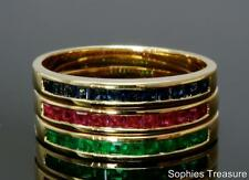 Band Yellow Gold 18k Fine Rings