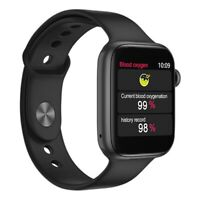 Smartwatch Bluetooth Uhr T5 Curved IPS Display IP67 Wasserdicht iOS LG Android