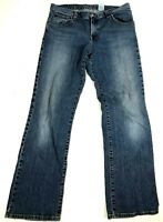 Lucky Brand Dungarees women's jeans size 31 12 Classic fit, regular length