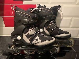 K2 Exo 2.1 Inline Skates, Uk7Eur 40.5 Black/gray
