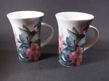Burton & Burton Hummingbird mugs by Carolyn Shores Wright