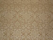 Textured Gold Satin Small Damask Wallpaper by Mirage  FD75348