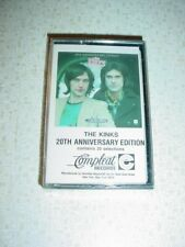 RARE *NEW* THE KINKS CASSETTE TAPE 20TH ANNIVERSARY EDITION (COMPLEAT 1984)