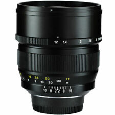 Zhongyi Mitakon Speedmaster 85mm f/1.2 Lens for Nikon Z Mount Camera