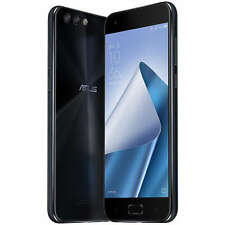 "ASUS Zenfone 4 Smartphone Android 5.5"" 4g LTE SIM 64gb Midnight Black"