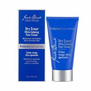 Jack Black Dry Erase Ultra-Calming Face Cream 2.5oz - NIB FRESH SEALED AUTHENTIC