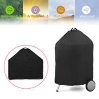 Waterproof Kettle Cover Gas Grill Protector for Weber 7150 Charcoal Outdoor