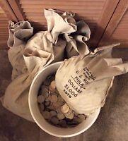 100 EISENHOWER SILVER DOLLAR lot 4 YOUR SLOT MACHINE  1971-1978 low grade