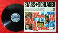 LP Stars + Schlager (Philips E 005 Clubauflage) Nana Mouskouri Anita Lindblom...