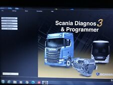 SCANIA SDP3/2.48.3 / DIAGNOSTIC TOOL , We Installing 4U