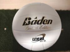 New Baden Lexum 15-0 Limited Edition Volleyball Premium Leather NFHS Approved