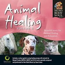 Animal Healing Volume 2 - Stuart Jones (NEW CD)