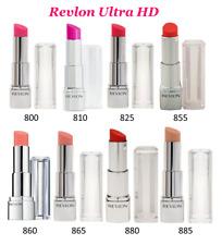 Revlon Ultra HD Lipstick 3g Hibiscus