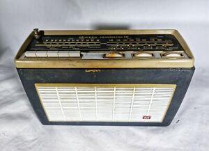 Vintage Murphy Transistor Radio Model b831 Untested