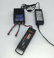 Multifunction Special Rapid Balance Charger w/Adapter for Yuneec Q500 4K battery