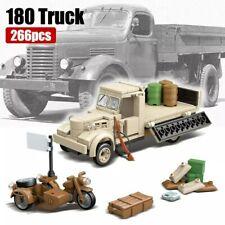 Lego ww2 Tank Japonese Truck Panzer  Véhicule Militaire Jouet Construction