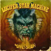 LUCIFER STAR MACHINE - THE DEVIL'S BREATH (LIMITED GATEFOLD)   VINYL LP NEU