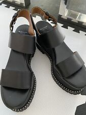 Givenchy leather sandals 38.5