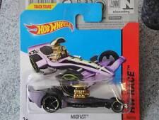 Hot Wheels 2014 #152/250 Madfast violet HW COURSE Lot F