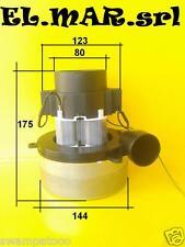 MOTORE TANGENZIALE BISTADIO 1400 W aspiratore industriale aspirapolvere