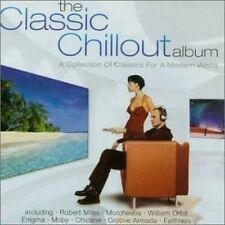 THE CLASSIC CHILLOUT ALBUM ( NEW SEALED 2 x CD SET ) DEEP FOREST / ENIGMA / MOBY