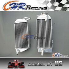 HONDA CRF450R crf 450 Aluminum Radiator 2009 2010 2011 2012  right and left rad