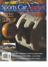 KEITH MARTIN'S SPORTS CAR MARKET, MARCH, 2013 ( PRICES SHIFT UP )