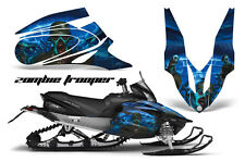YAMAHA APEX GRAPHIC STICKER KIT AMR RACING SNOWMOBILE SLED WRAP DECAL 06+ ZOMBIE
