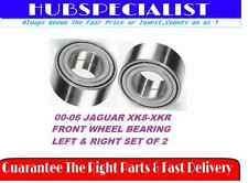 FRONT WHEEL HUB BEARING FOR 2000-2006 JAGUAR XK8 PAIR FAST SHIP 2-3 DAYS RECEIVE
