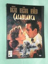 PRISTINE Casablanca DVD BOGART BERGMAN LORRE RAINS EVERYBODY GOES TO RICK'S