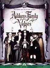 Addams Family Values (DVD, 2000, Sensormatic)