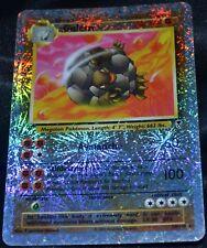 Reverse Holo Foil Golem # 24/110 Legendary Collection Set Pokemon Cards Rares SP