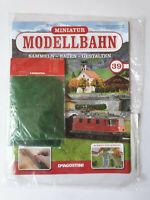 DeAgostini  Miniatur Modellbahn Spur N Nr.39 mit Heft   Neu/OVP