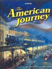 The American Journey (survey): Student Edition by McGraw-Hill Hardcover Textbook