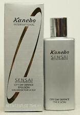 Kanebo International  SENSAI  City Day Defence Emulsion  Skin Care  75ml