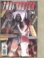 Taskmaster #2-2002 nm- 9.2 Taskmaster and Sunset Bain UDON