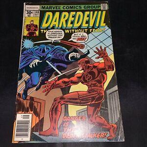 Marvel Comics Group Daredevil Death-Stalker #148 Sept 1977