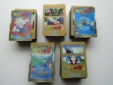 Giochi Preziosi 1989 Dragon Ball Z Serie Gold Lenticular Card Variants (e34)